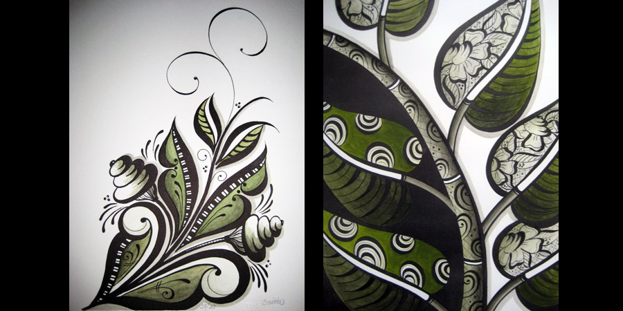 wallpaper modern